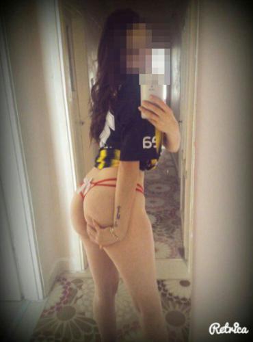 Seksi evinde buluşan kadın Manolya